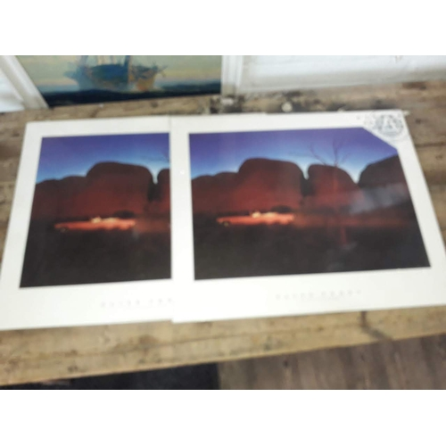 29 - Two Athena Gallery prints....