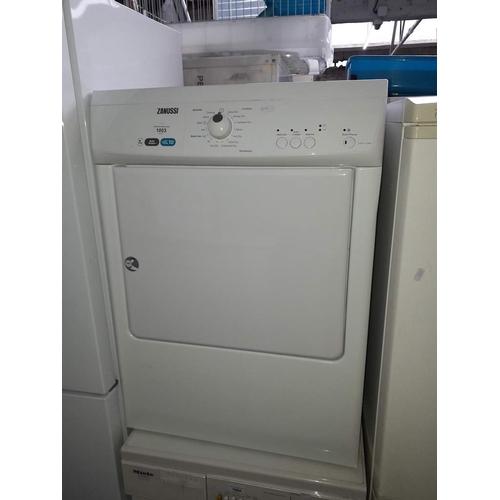 1003 - A Zanussi dryer....