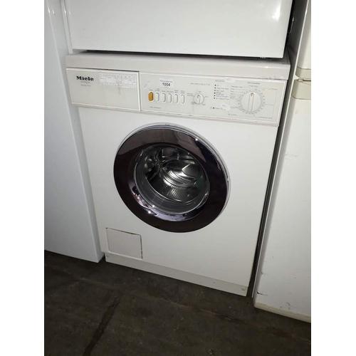 1004 - A Miele washing machine....