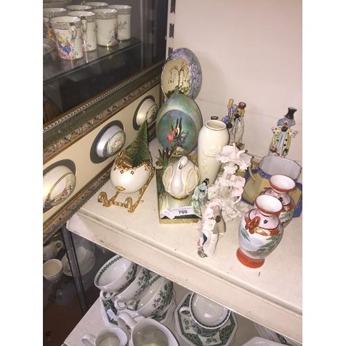 700 - Various ornaments...