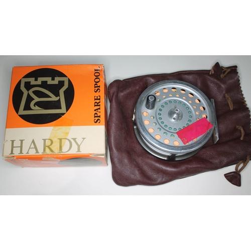 309 - A Hardy Marquis Salmon No.1 3 7/8