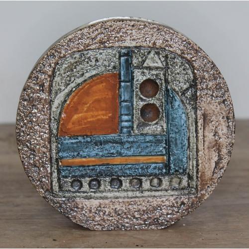 394 - A Troika vase, height 12cm....