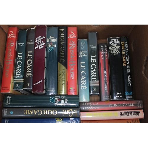 398 - Assorted John Le Carre titles.