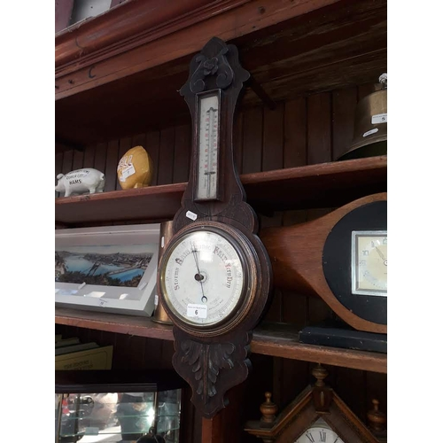 6 - A Barometer...