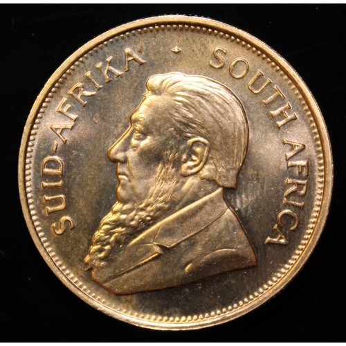 11 - South Africa, 1974 Krugerrand, 1 oz. fine gold (91.67%) ONLY 10% BUYER'S PREMIUM (INCLUSIVE OF VAT) ...