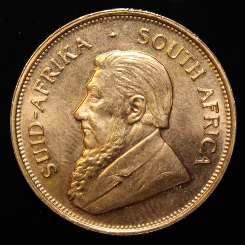 20 - South Africa, 1974 Krugerrand, 1 oz. fine gold (91.67%) ONLY 10% BUYER'S PREMIUM (INCLUSIVE OF VAT) ...
