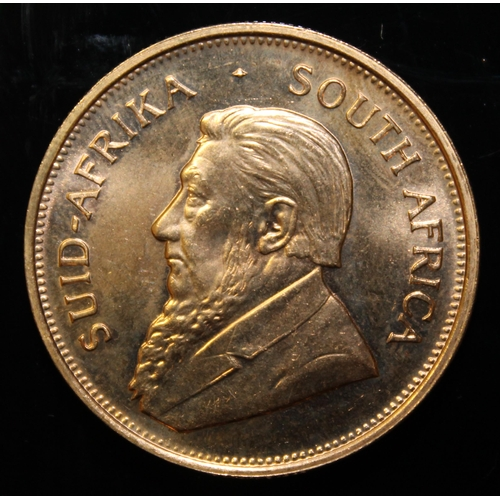 22 - South Africa, 1974 Krugerrand, 1 oz. fine gold (91.67%) ONLY 10% BUYER'S PREMIUM (INCLUSIVE OF VAT) ...