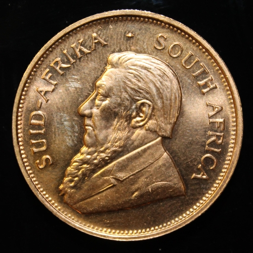 23 - South Africa, 1974 Krugerrand, 1 oz. fine gold (91.67%) ONLY 10% BUYER'S PREMIUM (INCLUSIVE OF VAT) ...