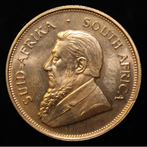 25 - South Africa, 1974 Krugerrand, 1 oz. fine gold (91.67%) ONLY 10% BUYER'S PREMIUM (INCLUSIVE OF VAT) ...