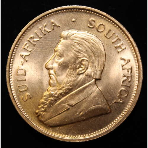 26 - South Africa, 1974 Krugerrand, 1 oz. fine gold (91.67%) ONLY 10% BUYER'S PREMIUM (INCLUSIVE OF VAT) ...