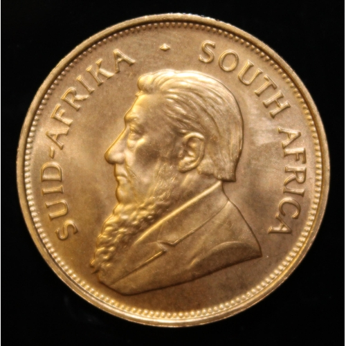 29 - South Africa, 1974 Krugerrand, 1 oz. fine gold (91.67%) ONLY 10% BUYER'S PREMIUM (INCLUSIVE OF VAT) ...