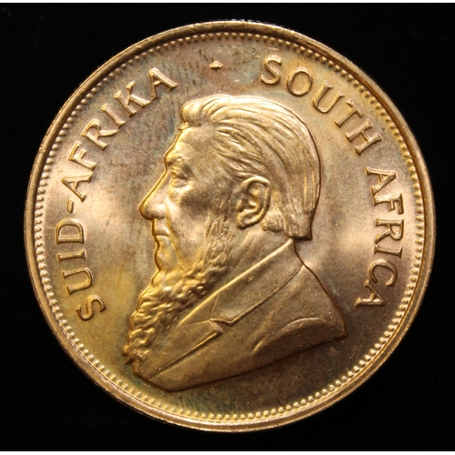 30 - South Africa, 1974 Krugerrand, 1 oz. fine gold (91.67%) ONLY 10% BUYER'S PREMIUM (INCLUSIVE OF VAT) ...