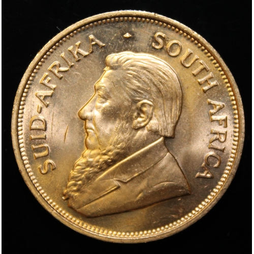 31 - South Africa, 1974 Krugerrand, 1 oz. fine gold (91.67%) ONLY 10% BUYER'S PREMIUM (INCLUSIVE OF VAT) ...