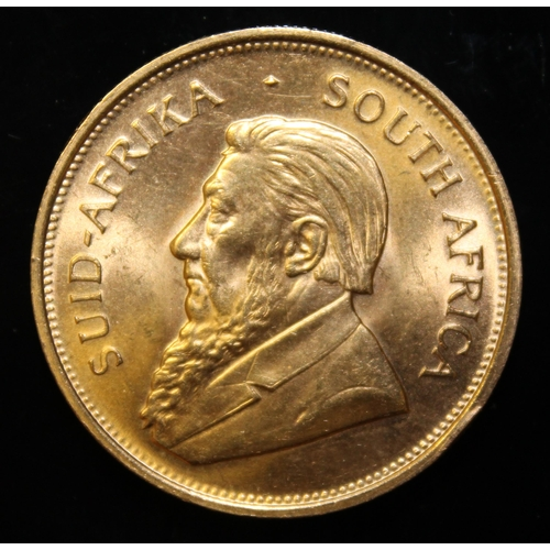 37 - South Africa, 1974 Krugerrand, 1 oz. fine gold (91.67%) ONLY 10% BUYER'S PREMIUM (INCLUSIVE OF VAT) ...