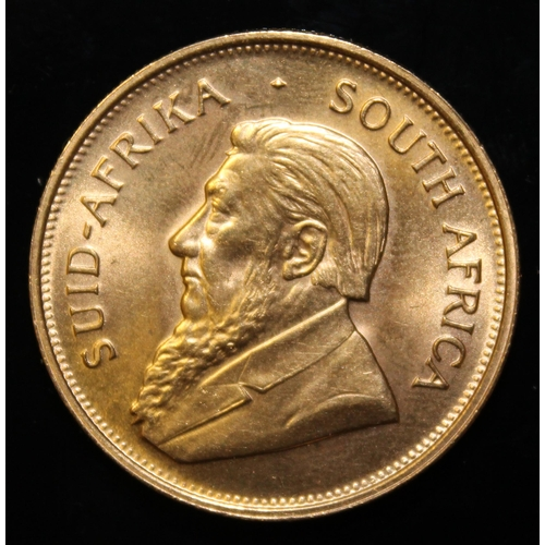40 - South Africa, 1974 Krugerrand, 1 oz. fine gold (91.67%)  ONLY 10% BUYER'S PREMIUM (INCLUSIVE OF VAT)...