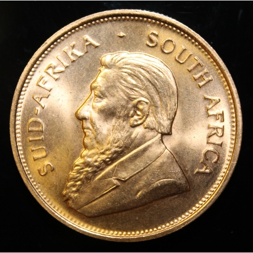 42 - South Africa, 1974 Krugerrand, 1 oz. fine gold (91.67%) ONLY 10% BUYER'S PREMIUM (INCLUSIVE OF VAT) ...