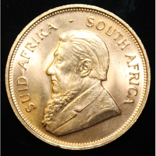 43 - South Africa, 1974 Krugerrand, 1 oz. fine gold (91.67%) ONLY 10% BUYER'S PREMIUM (INCLUSIVE OF VAT) ...