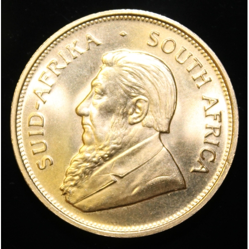 5 - South Africa, 1974 Krugerrand, 1 oz. fine gold (91.67%) ONLY 10% BUYER'S PREMIUM (INCLUSIVE OF VAT) ...