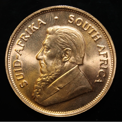 60 - South Africa, 1975 Krugerrand, 1 oz. fine gold (91.67%)  ONLY 10% BUYER'S PREMIUM (INCLUSIVE OF VAT)...