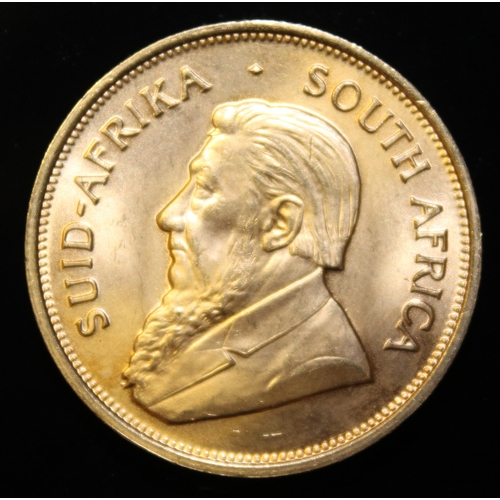 7 - South Africa, 1974 Krugerrand, 1 oz. fine gold (91.67%)  ONLY 10% BUYER'S PREMIUM (INCLUSIVE OF VAT)...