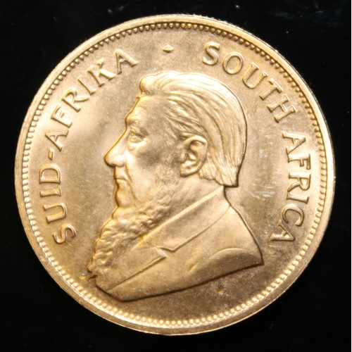 71 - South Africa, 1976 Krugerrand, 1 oz. fine gold (91.67%) ONLY 10% BUYER'S PREMIUM (INCLUSIVE OF VAT) ...