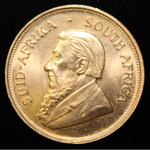 9 - South Africa, 1974 Krugerrand, 1 oz. fine gold (91.67%) ONLY 10% BUYER'S PREMIUM (INCLUSIVE OF VAT) ...