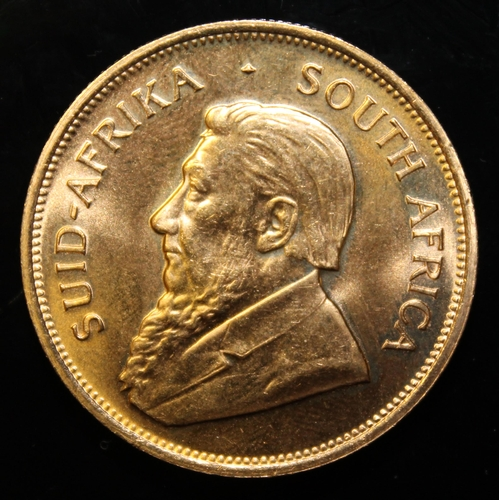 90 - South Africa, 1981 Krugerrand, 1 oz. fine gold (91.67%) ONLY 10% BUYER'S PREMIUM (INCLUSIVE OF VAT) ...