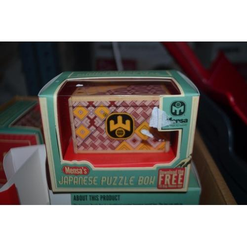 64 - JAPANESE PUZZLE BOX...