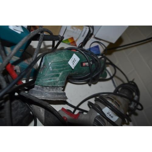 247 - ELECTRIC SANDER...