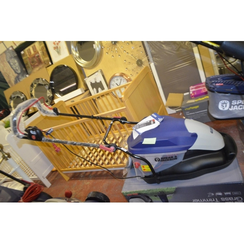 286 - SPEAR AND JACKSON HOVER MOWER RRP £90...