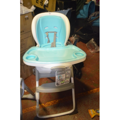 303 - INGENUITY 3 IN 1 HIGH CHAIR RRP £80...