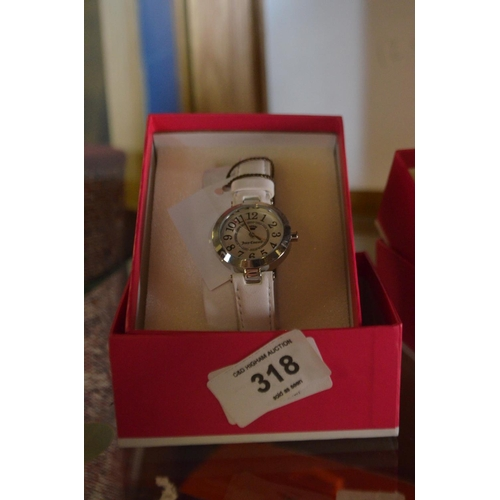 318 - JUICY COUTURE WATCH...