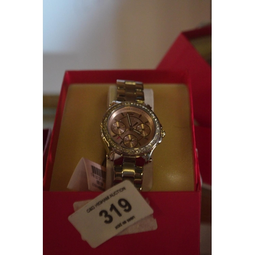 319 - JUICY COUTURE WATCH RRP £120...