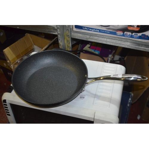 406 - EAZIGLIDE FRY PAN RRP £40...