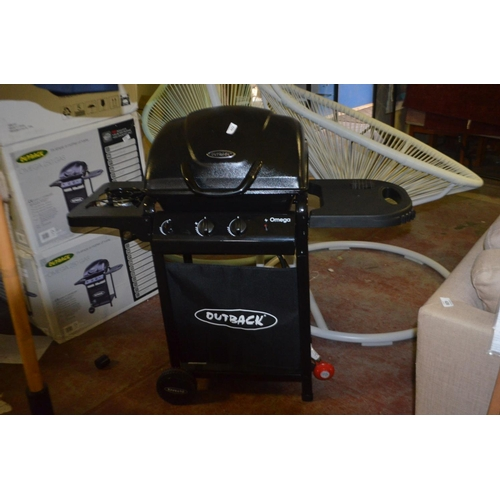 422 - OUTBACK GAS BBQ RRP £150...
