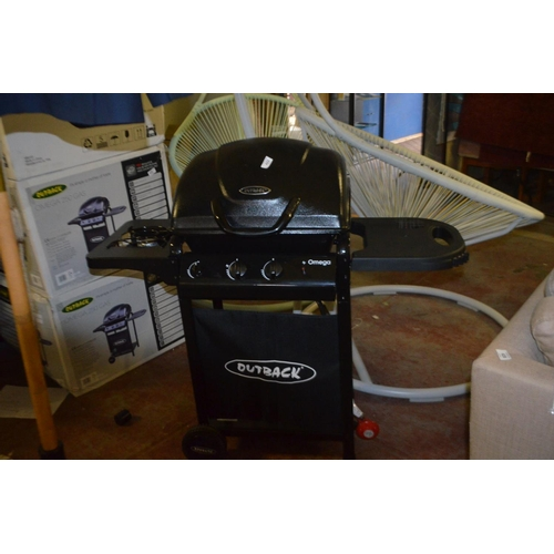 423 - OUTBACK GAS BBQ RRP £150...