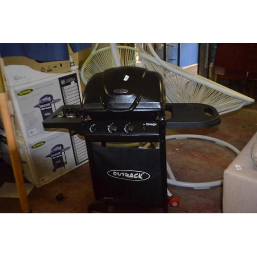 424 - OUTBACK GAS BBQ RRP £150...