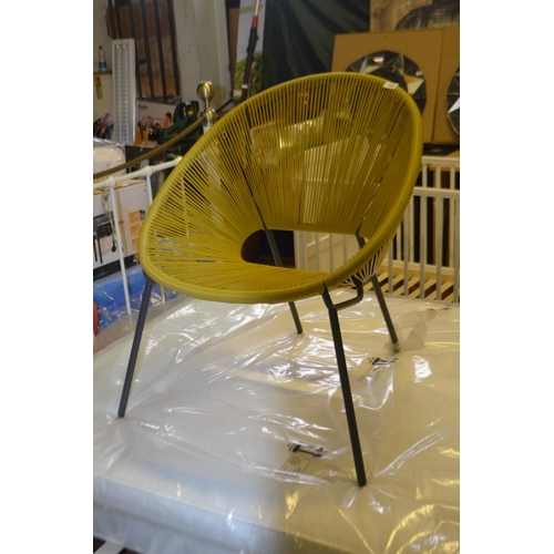 439 - DESIGNER SALSA CHAIR RRP £60...