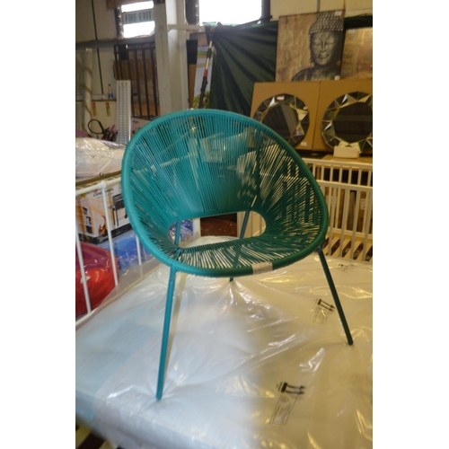 449 - DESIGNER SALSA CHAIR RRP £60...