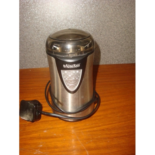54 - Baumann Coffee Grinder...