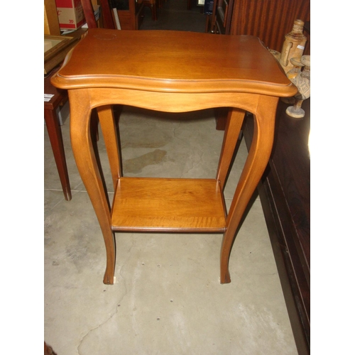 24 - 2-Tier Side Table...