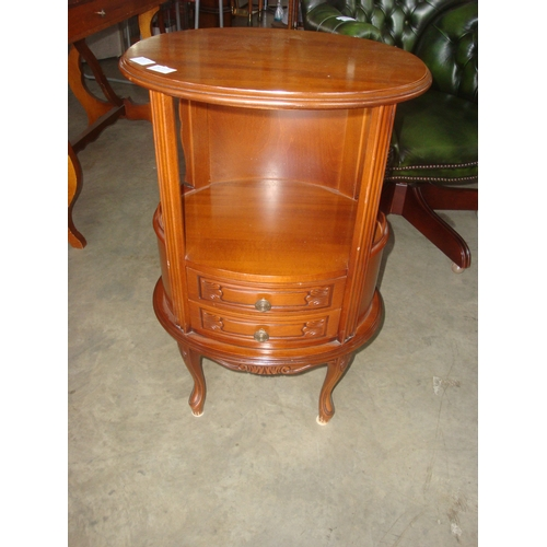 10 - Small Cabinet Side Table...