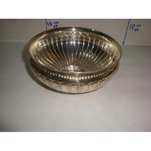 49 - Vintage Cypriot Silver 925 Bowl (173gr)...