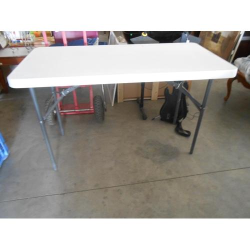 34 - 'Lifetime' Foldable Garden Table...