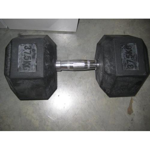 23 - Amila Hex Bodybuilding Dumbbell 37.5Kg-Code N/A...