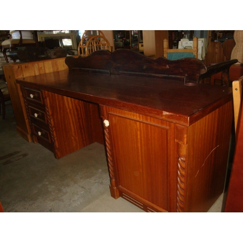 36 - Office Wooden Desk...