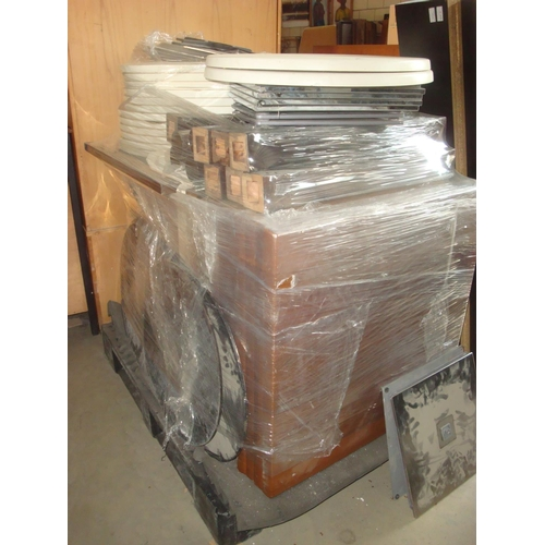 58 - Pallet of Over 25 Square and Round Tables...