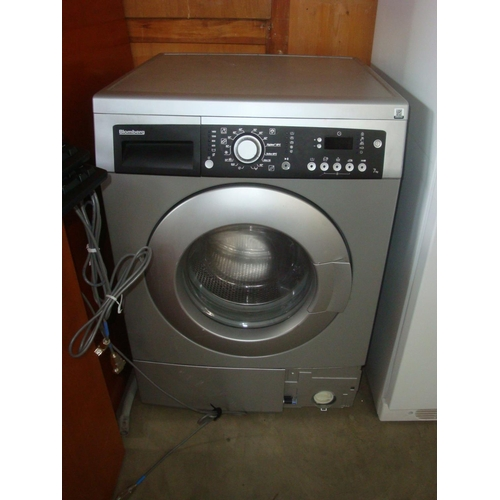 30 - Blomberg WAF7340S Washing Machine (New)-Code AM6946D...