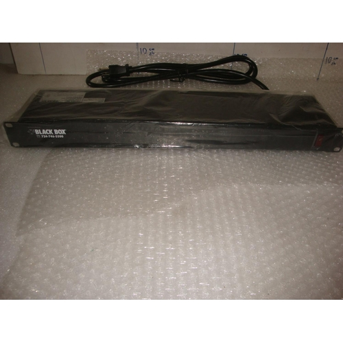 54 - Black Box 724-746-5500 125V, 6 Outlets (New)-Code N/A...