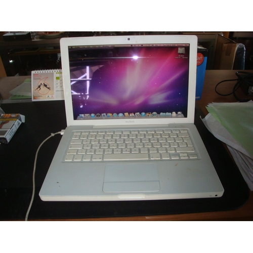 20 - Apple MacBook Laptop Computer with Power Cable (Working-Needs Battery)...